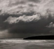 Storm over West Island by pablosvista2