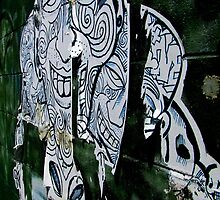 Paper Graffiti by Janie. D