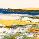 spring sea.... yellow kelp by banrai