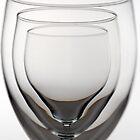 Three Glasses by Lizzylocket