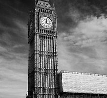 Big Ben. London, UK. by DonDavisUK
