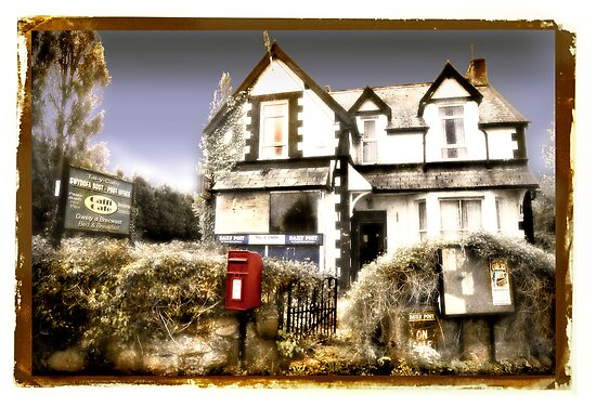 Closed For Business - Village Shop Part 2 by Mal Bray