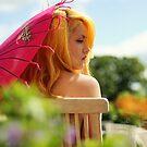 apricot sundae by Rebecca Tun