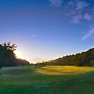 listowel golf club - 005 by Paul Woods