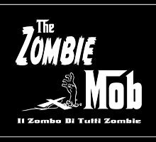 The Zombie Mob by mcpierce