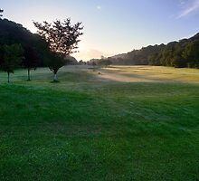 listowel golf club - 007 by Paul Woods