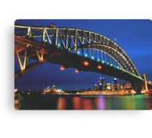 CAPTIVATING SYDNEY AUSTRALIA Canvas Print