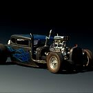 """1930 Ford Rat Rod """"Got Beer""""   by TeeMack"""