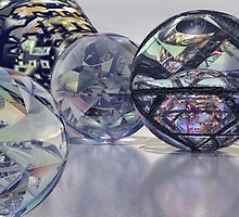 Spheres for Fears 1 by Sazzart