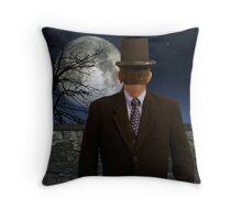 The Guilty Conscience Throw Pillow