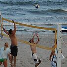 Volley Ball by JackieSmith