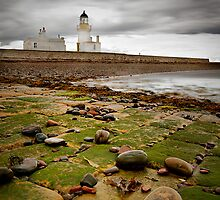Chanonry point Lighthouse by John Ellis