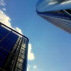 Canary Wharf 4, London, England by Chris Millar
