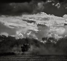 Racing the rains by clickinhistory