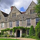 No 9, Winchester Cathedral Close, southern England by Philip Mitchell