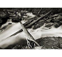 Crossing Fainters Photographic Print
