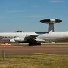 Boeing E3 AWACS by DonMc