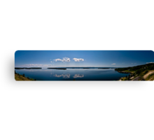 Marble Point Panorama Canvas Print
