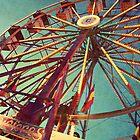 .ferris wheel. by Erika Ross