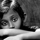 Look Into My Eyes.... by Mukesh Srivastava