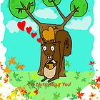 nuts about you by davepockett