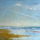 Sparkling Seas, Cornwall by Sue Nichol
