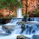 Mooney Falls by mikewheels