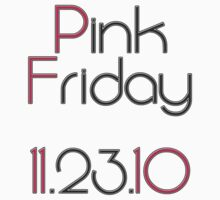 Nicki Minaj's Pink Friday by MistaJalil