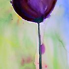 Purple Tulip by julie101