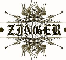 zinger crest by johnch