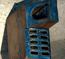 "Ok, So you thought you knew everthing, till now..... DOGTOY got it right off the get go~ a ""MOUSETRAP"" by Larry Llewellyn"