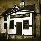 B. F. Clyde's Old Cider Mill Vintage by Debbie Robbins