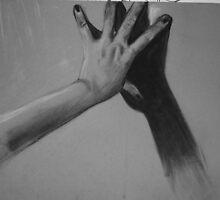 Hand by Rachel Black