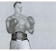 """ Edd the Boxer"" by Norma-jean Morrison"