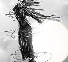 moon goddess by James Suret