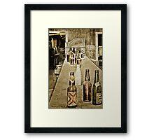 Bodie Bar Framed Print