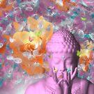 Spring Buddha by Desirée Glanville