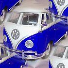 VW Campervan by aneyefornature