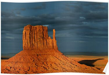 Monument Valley, Utah   by AnaCBStudio