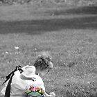 Dandelion Picker by Susannah Kotyk