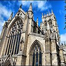 Doncaster Minster HDR 1 by Paul  McIntyre
