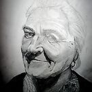 my grandmother by Natasa Ristic