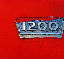1200 by Jennifer Hulbert-Hortman