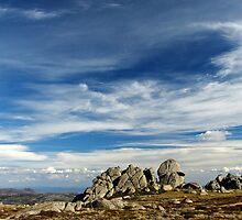 Big Sky by Harry Oldmeadow