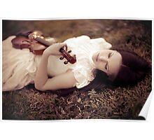 Violinist Dream Poster