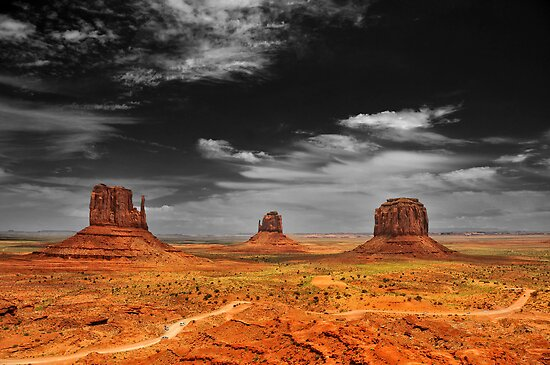 Wild Wild West by Philippe Sainte-Laudy