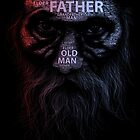 Old man typography  colors by drfranken