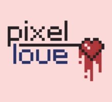 Pixel_Love by Anthony Lo Piccolo