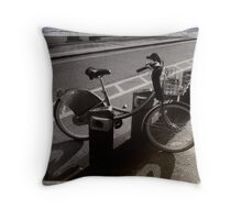 I've Got a Bike You Can Hire It If You Like Throw Pillow