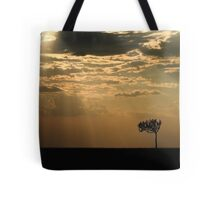 Sunset Over Masai Mara, Kenya II Tote Bag